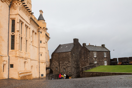 Th Great Hall, Stirling Castle